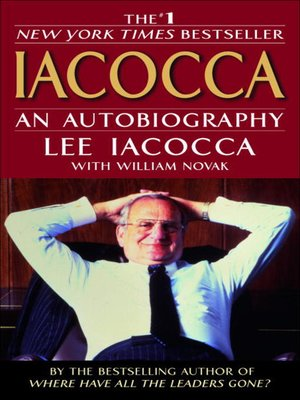 cover image of Iacocca