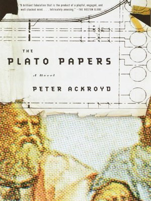 cover image of The Plato Papers