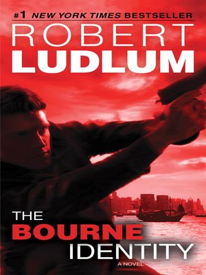 cover image of The Bourne Identity