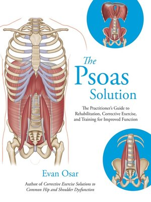 cover image of The Psoas Solution