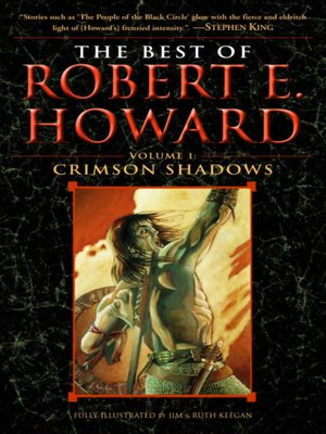 cover image of The Best of Robert E. Howard, Volume 1