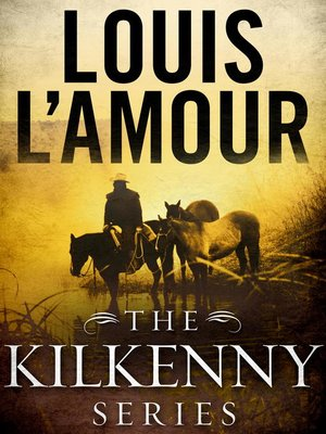 cover image of The Kilkenny Series Bundle