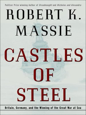 cover image of Castles of Steel