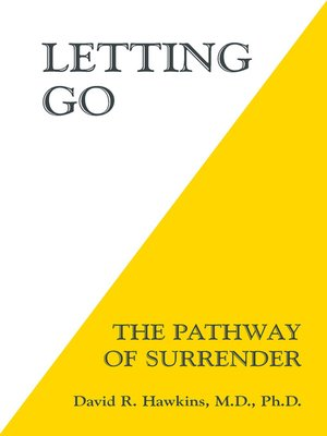 David Hawkins Letting Go Pdf