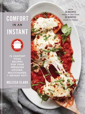 cover image of Comfort in an Instant