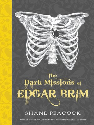 cover image of The Dark Missions of Edgar Brim