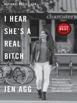 cover image of I Hear She's a Real Bitch