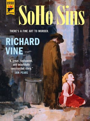 cover image of SoHo Sins
