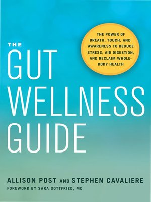 cover image of The Gut Wellness Guide