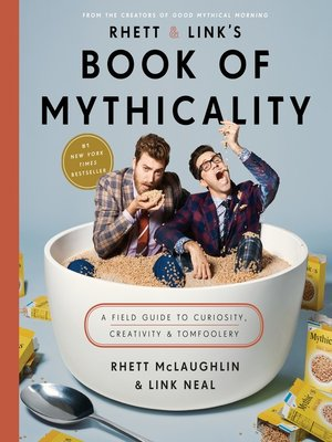 cover image of Rhett & Link's Book of Mythicality