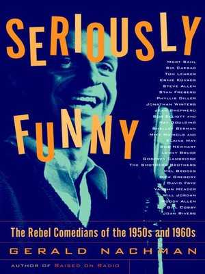 cover image of Seriously Funny