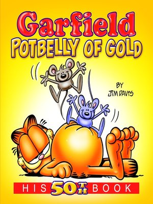 cover image of Garfield Potbelly of Gold