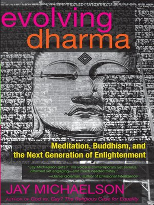 cover image of Evolving Dharma