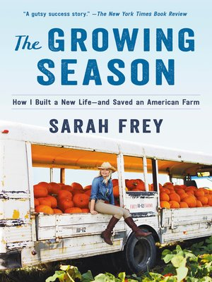 cover image of The Growing Season