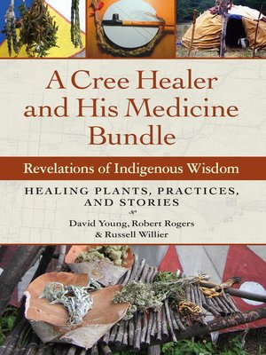 cover image of A Cree Healer and His Medicine Bundle