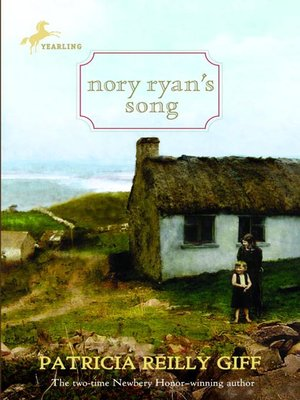 cover image of Nory Ryan's Song