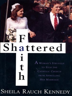 cover image of Shattered Faith