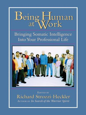 cover image of Being Human at Work