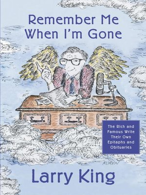 cover image of Remember Me When I'm Gone