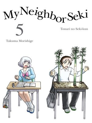 cover image of My Neighbor Seki, 5