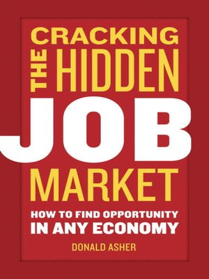 cover image of Cracking the Hidden Job Market