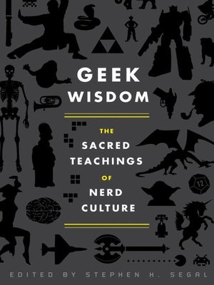 cover image of Geek Wisdom