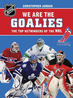 cover image of We Are the Goalies