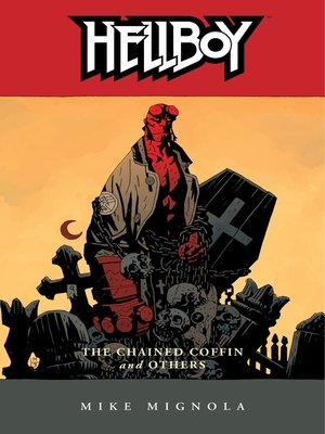 cover image of Hellboy, Volume 3