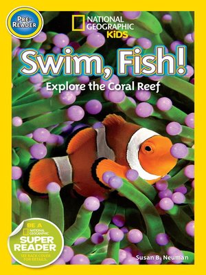 cover image of National Geographic Readers: Swim Fish!