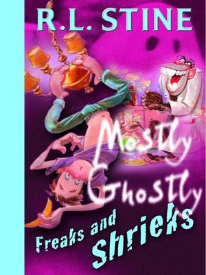 cover image of Freaks and Shrieks