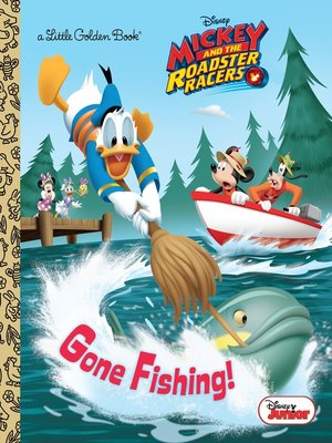 cover image of Gone Fishing! (Disney Junior