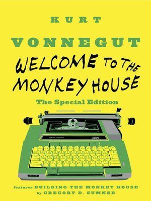 cover image of Welcome to the Monkey House
