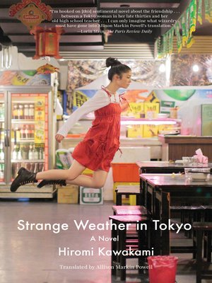 cover image of Strange Weather in Tokyo
