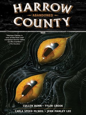cover image of Harrow County (2015), Volume 5