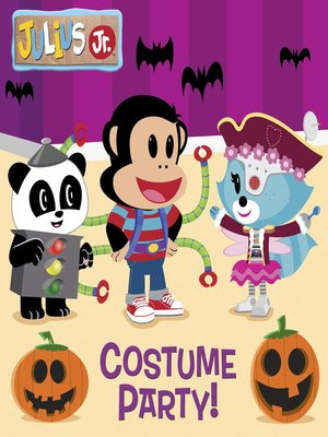 cover image of Costume Party!