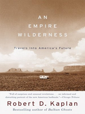 cover image of An Empire Wilderness