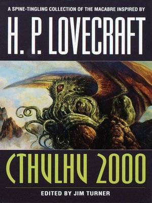 cover image of Cthulhu 2000