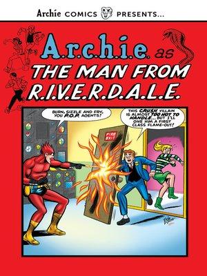 cover image of The Man from R.I.V.E.R.D.A.L.E.