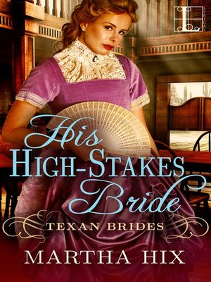 cover image of His High-Stakes Bride