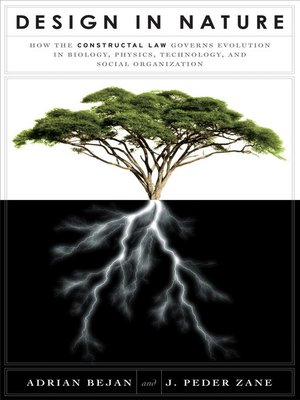 cover image of Design in Nature