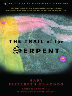 cover image of The Trail of the Serpent