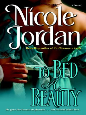cover image of To Bed a Beauty