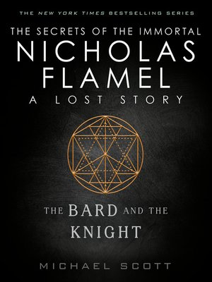 cover image of The Bard and the Knight
