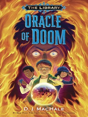 cover image of Oracle of Doom