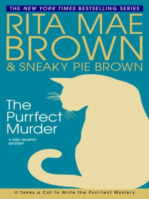 cover image of The Purrfect Murder