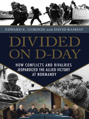 cover image of Divided on D-Day