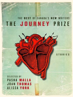 cover image of The Journey Prize Stories 22