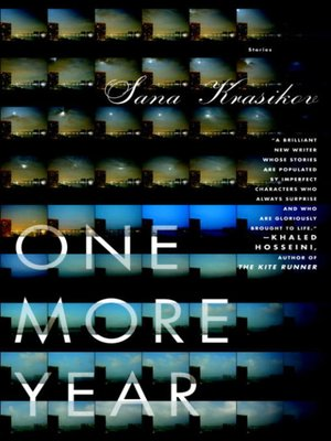 cover image of One More Year