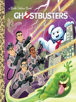 cover image of Ghostbusters Little Golden Book
