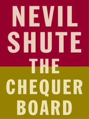 cover image of The Chequer Board